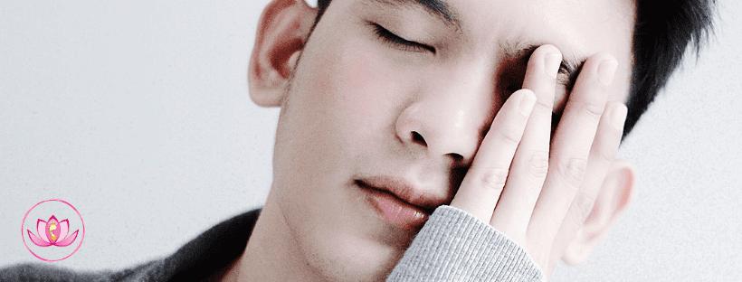 stanchezza cronica ragazzo