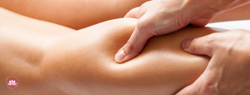 massaggio gambe